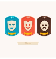 Set masks vector