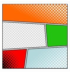 Comics vector