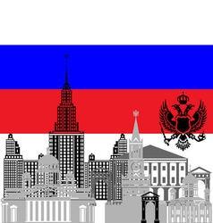 Russia vector
