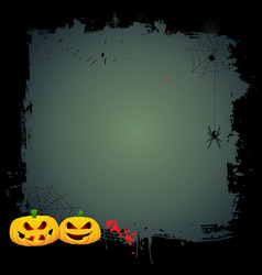 Grunge halloween background 0409 vector