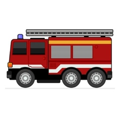 Fire truck vector
