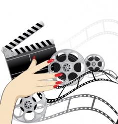 Film industry vector