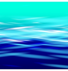 Sea and sky vector