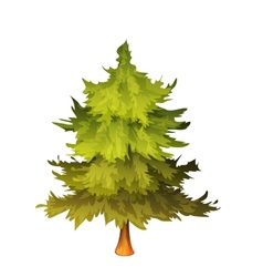 Fir-tree vector