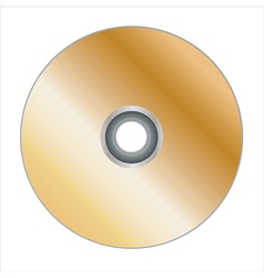 Dvd disc vector