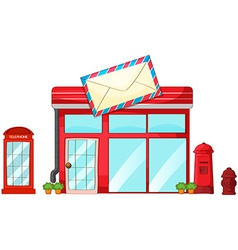 Post office vector