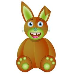 Bunny toy vector