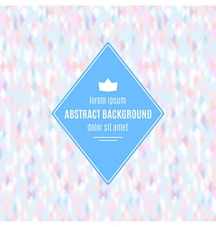 Abstract background with defocus effect vector