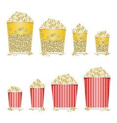 Popcorn Vector Images Over 2 660 Vectorstock
