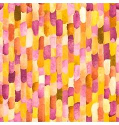 Watercolor bricks abstract seamless vector