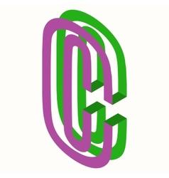 Letter c logo icon design template element vector