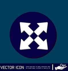 Move arrows vector
