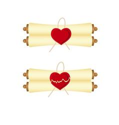 Manuscript valentines 1312 01 vector