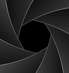 Shutter aperture vector