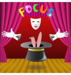 Focus vector