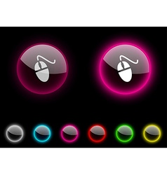 Mouse button vector