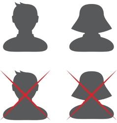 Default profile vector