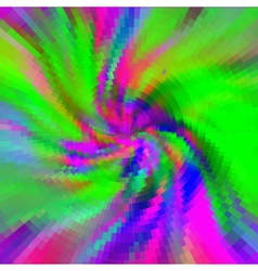 Spiral pattern ornate background vector