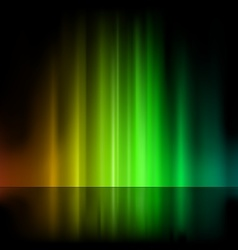 Light fountain vector