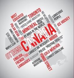 Canada word vector