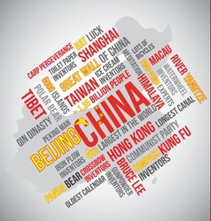 China word vector