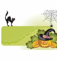 Background halloween vector