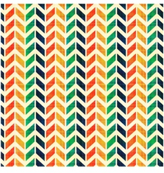 Seamless geometric herringbone pattern vector