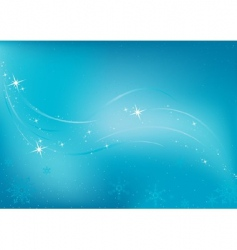 Frozen background vector