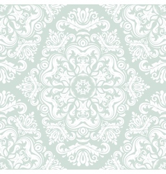 Seamless orient background vector