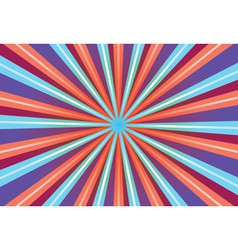 Burst background vector