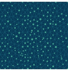 Seamless pattern of the crystal lattice vector