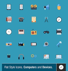 Device icons 2 vector