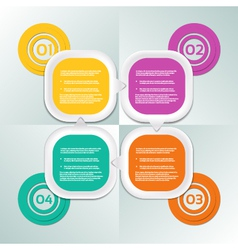 Progress background product choice or version vector