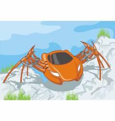 Auto spider vector