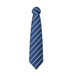 Tie design vector