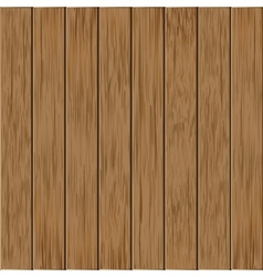 Background of wooden vertical boards vector