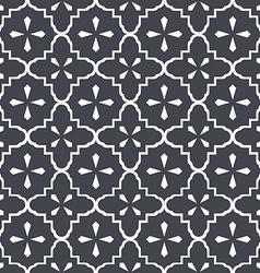 Seamless vintage doily pattern 2 vector