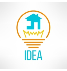 House icon made in modern clean and simple flat vector