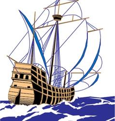 Boat vector