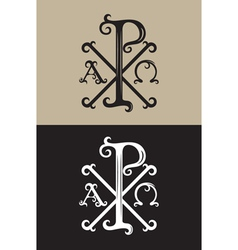 Px-christian icon vector