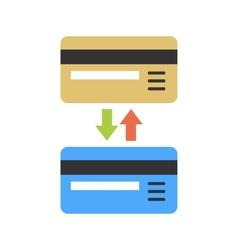 Bank non-cash operation vector