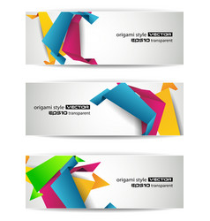 Abstract header vector