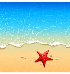 Sea background 5 vector