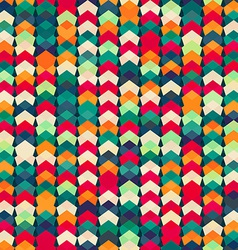 Colorful textile seamless pattern vector