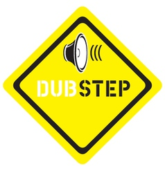 Dubstep logo vector