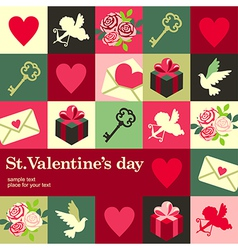 Concept valentine vector