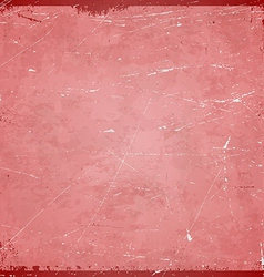 Romance themed grungy retro background vector