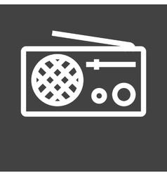 Radio set vector