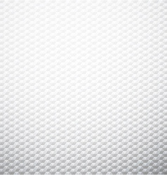 Grey textured triangular background vector