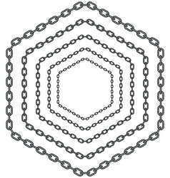 Chain pattern vector